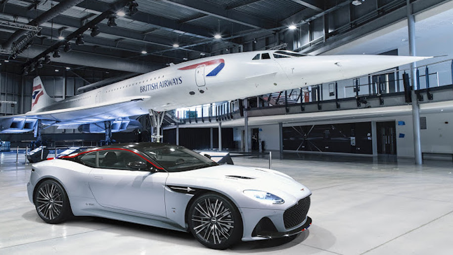 British Airways partners with Aston Martin – Business Traveller
