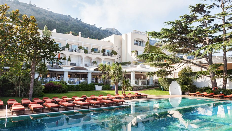 Capri Palace to become first Jumeirah property in Italy – Business Traveller