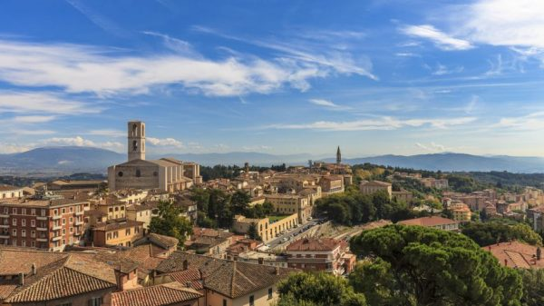 Perugia (iStock.com/Flavio Vallenari)