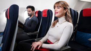 Air France confirms domestic business class details