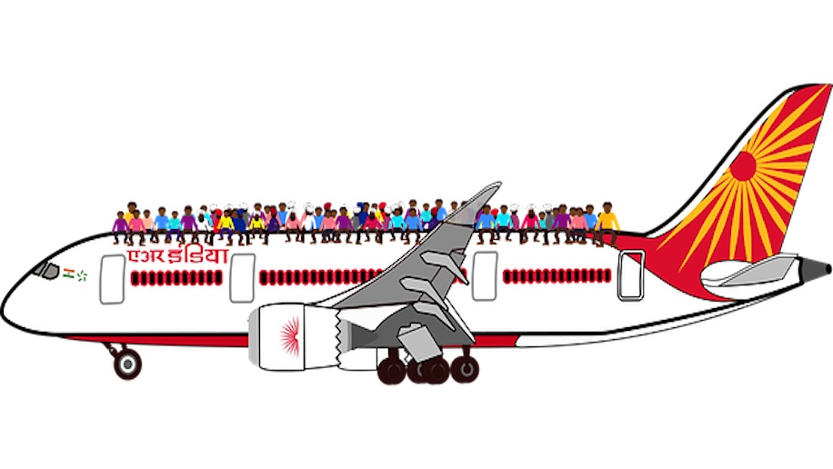 The Maharajah to the rescue: Air India operates special flights ...