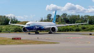 Boeing set to live stream first B777X flight