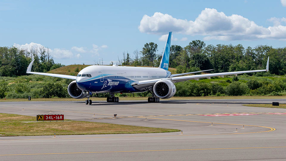 Boeing set to live stream first B777X flight - business traveller