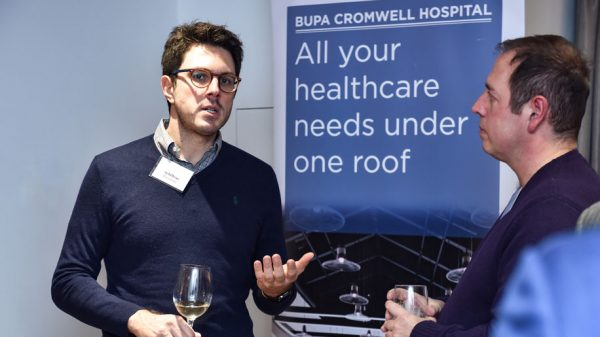 Business Traveller readers event at Bupa Cromwell Hospital