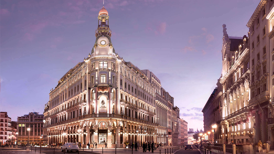 Four Seasons Madrid set for May launch – Business Traveller