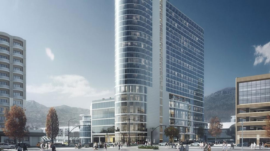 Salt Lake City to welcome 700-room Hyatt Regency convention centre hotel – Business Traveller