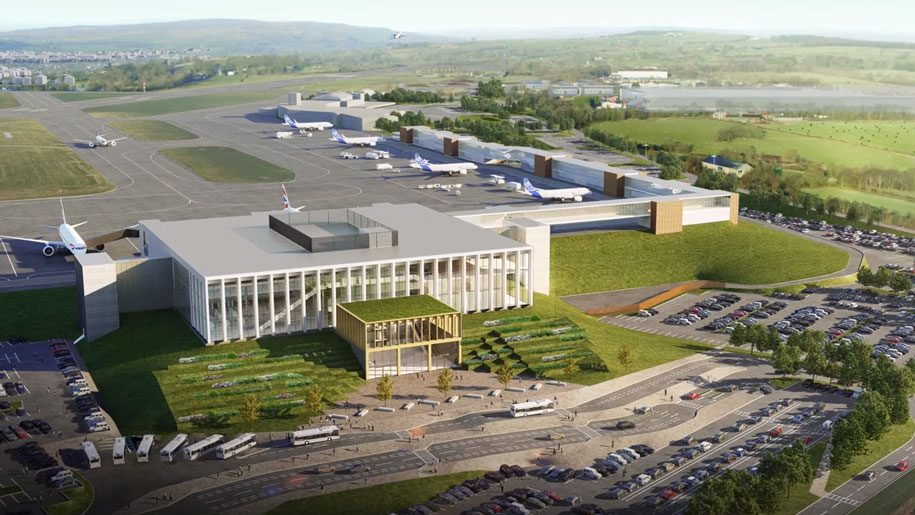 Leeds Bradford airport unveils plans for £150 million new terminal – Business Traveller