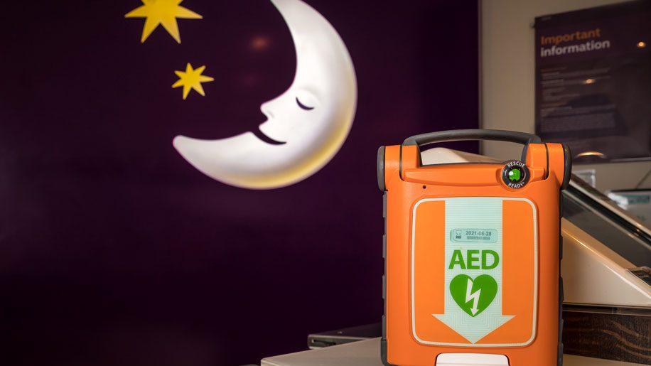 Premier Inn installs defibrillators at all hotels – Business Traveller