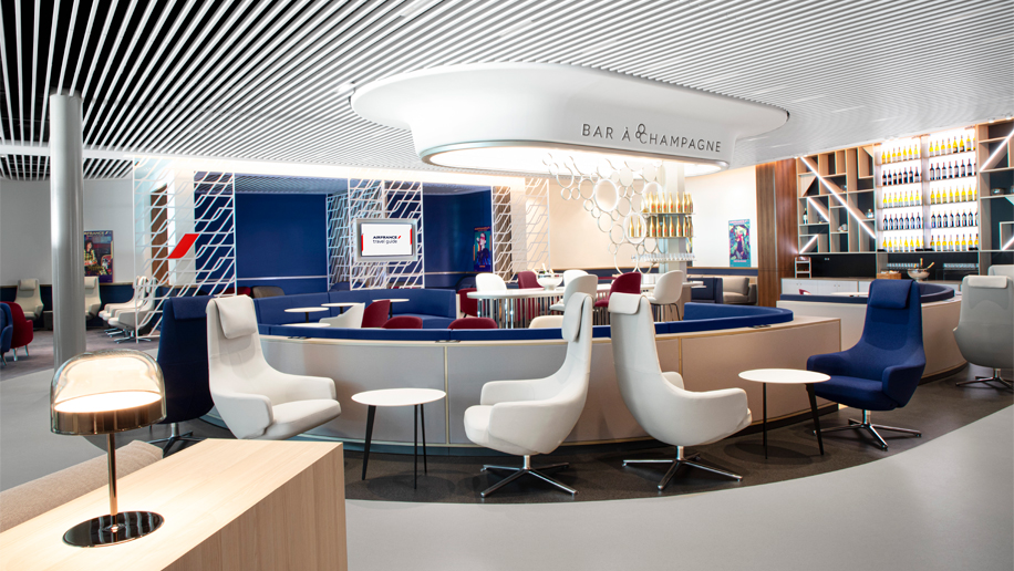 Air France opens long-haul lounge at Paris Orly T3 – Business Traveller