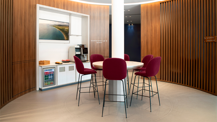 Air France Opens Long Haul Lounge At Paris Orly T3 Business Traveller