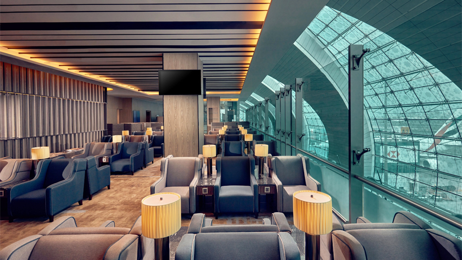 Plaza Premium Lounge debuts at Dubai International - business traveller