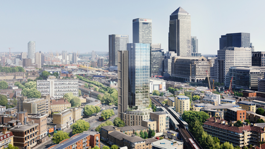 Funding secured for 400-room Premier Inn near Canary Wharf – Business Traveller