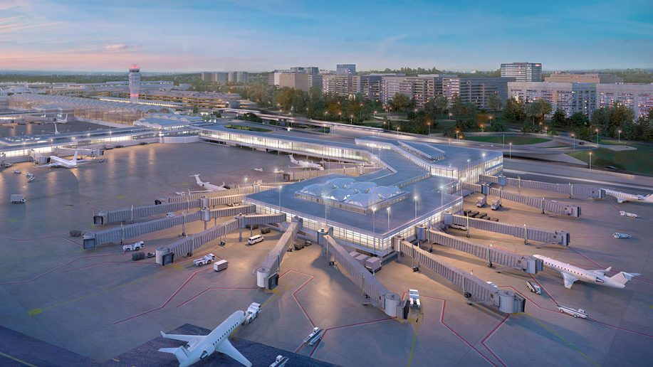 New terminal set to open at Reagan National airport in 2021 - business traveller