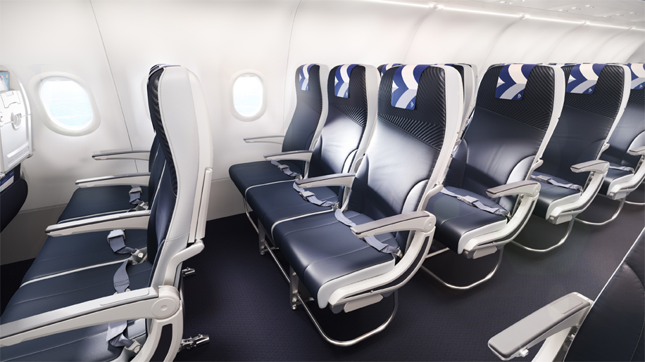 Aegean Airlines unveils new look – Business Traveller
