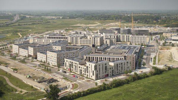 Image of the University of Cambridge's Eddington development