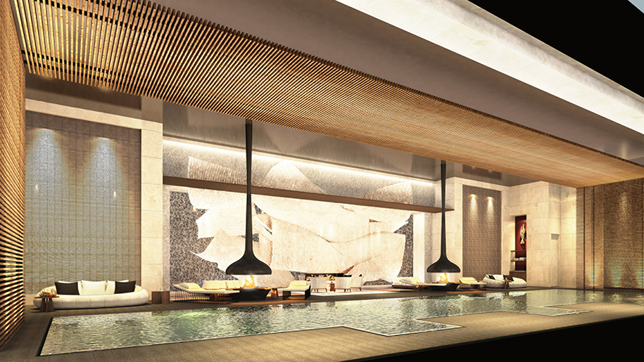 Four Seasons Hotel Tokyo at Otemachi - Indoor heated pool