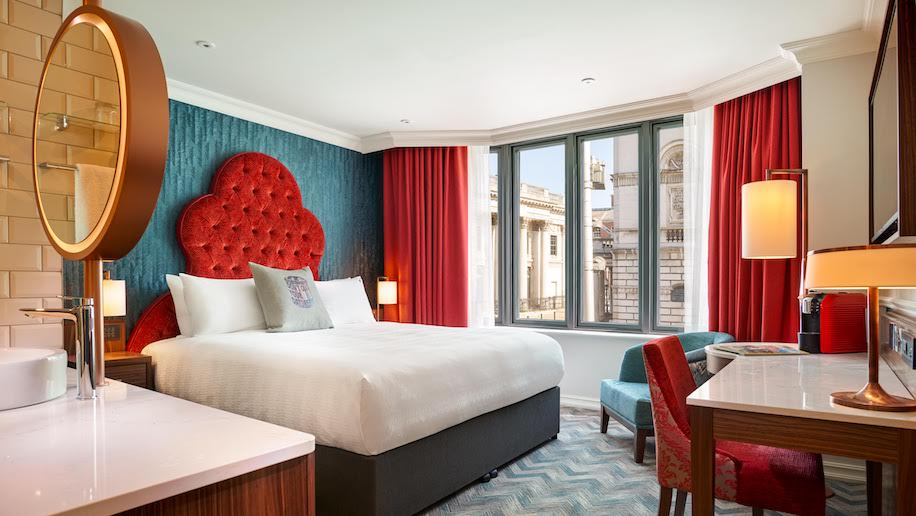 Hard Rock Hotel debuts in Dublin - business traveller