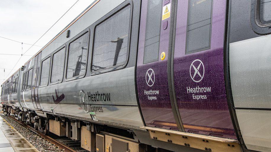 Heathrow Express unveils images of new fleet - business traveller