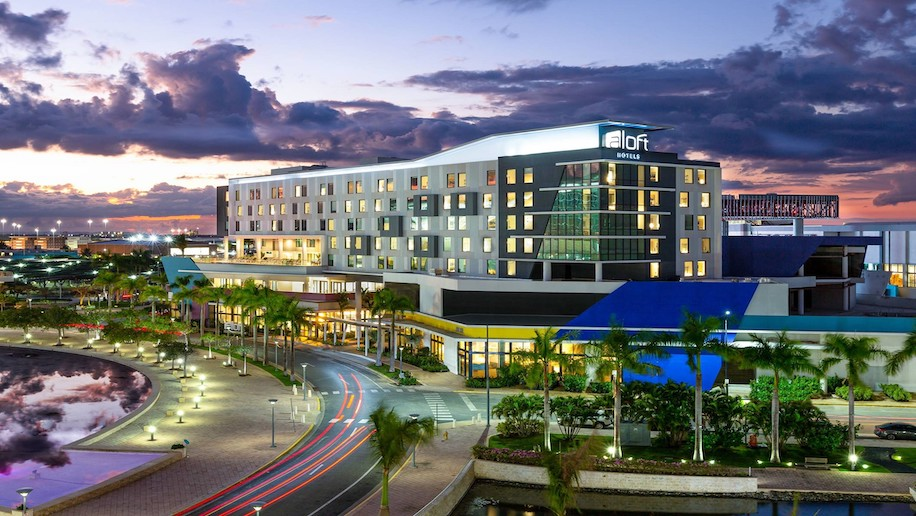 Marriott's Aloft Hotels makes Caribbean debut in Puerto Rico - business traveller