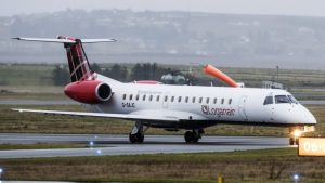 Loganair to request government support