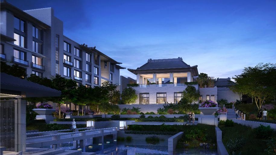 NUO Resort Hotel - Universal Resort Beijing, operated by Key International Hotels Management copy
