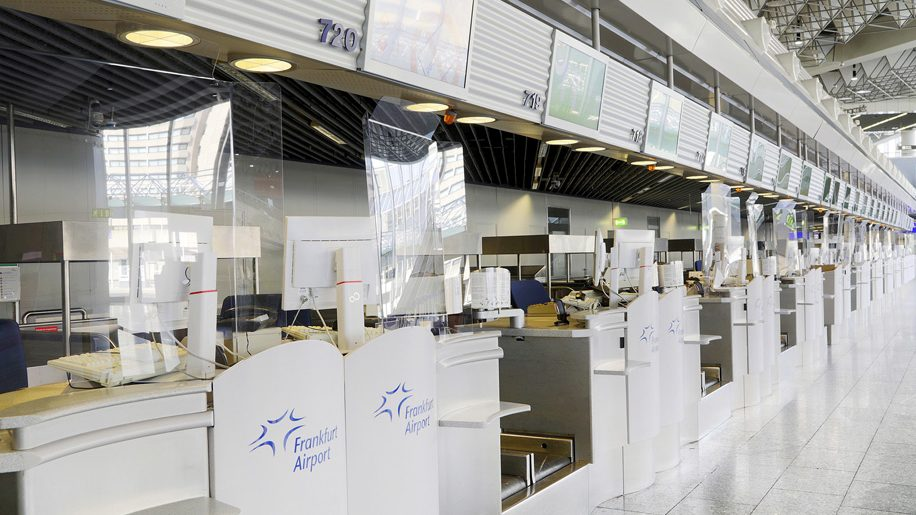 Frankfurt's August passenger traffic down 78 per cent – Business Traveller