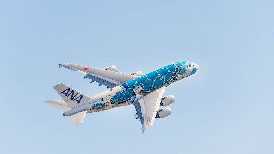 All Nippon Airways delays delivery of final Airbus A380 – Business Traveller