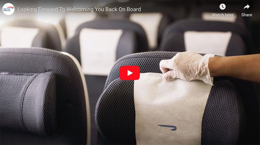 British Airways to require face masks - business traveller
