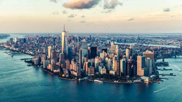 New York skyline (iStock.com/GCShutter)
