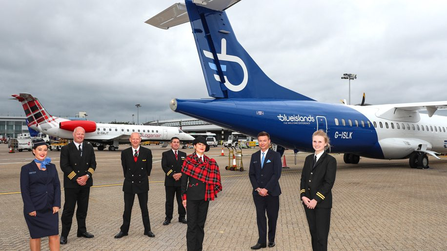 "Loganair and Blue Islands launch partnership ""to connect UK regions"" - business traveller"