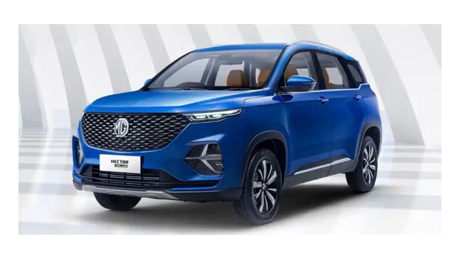 MG Hector Plus launched in India - business traveller