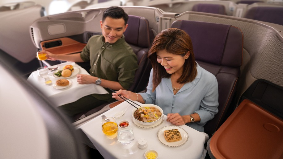 Singapore Airlines unveils new experiences – Business Traveller