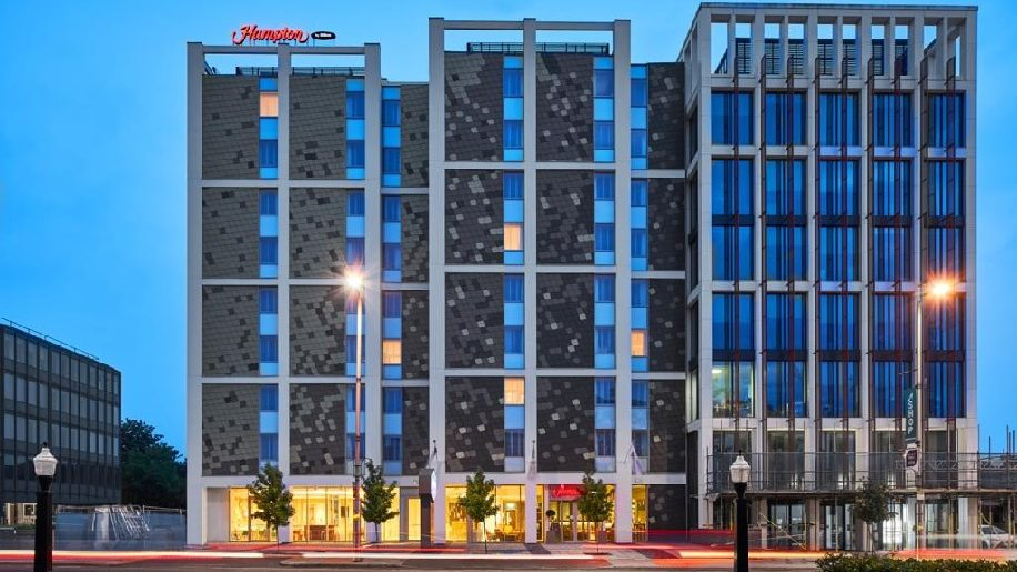 Hampton by Hilton opens in London's Ealing – Business Traveller