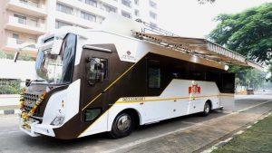 Maharashtra Tourism launches caravan services