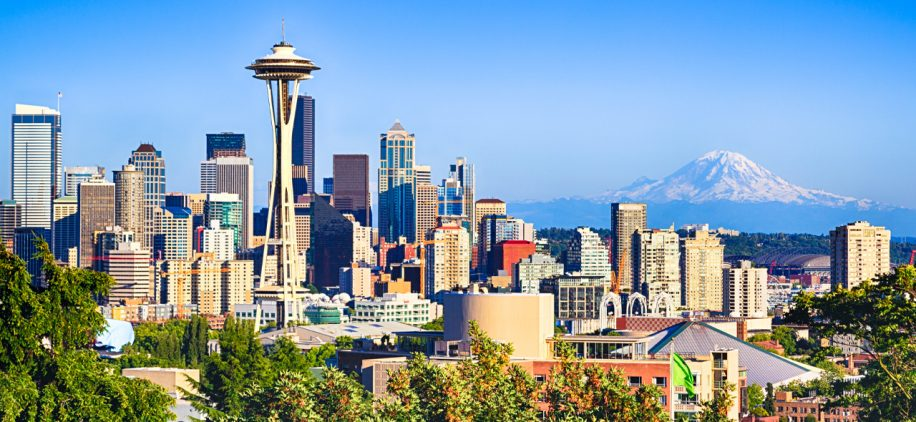 Seattle (image supplied by Qatar Airways)