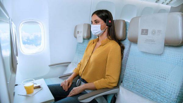 Emirates economy customer