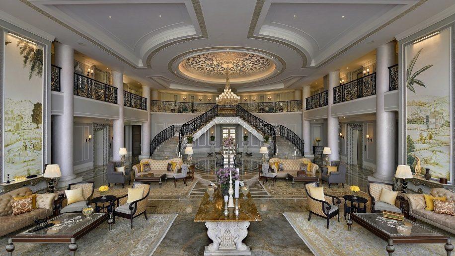 Lobby, Raffles Udaipur