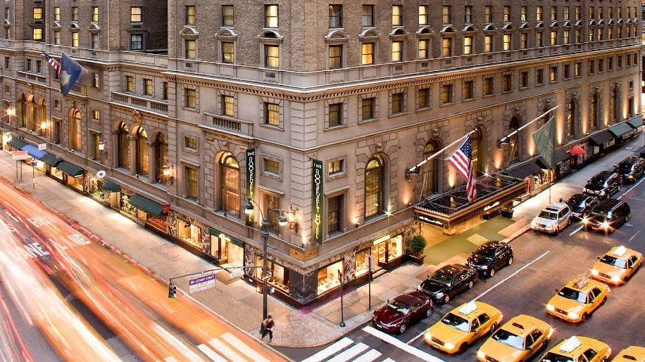 New York S Roosevelt Hotel To Close Down Business Traveller