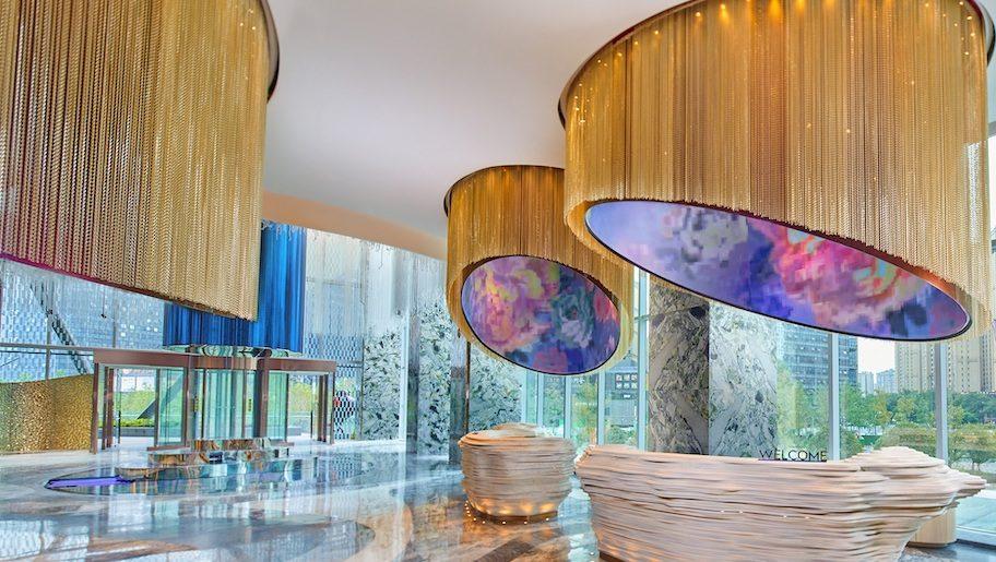 Marriott Opens W Hotel In Chengdu Business Traveller