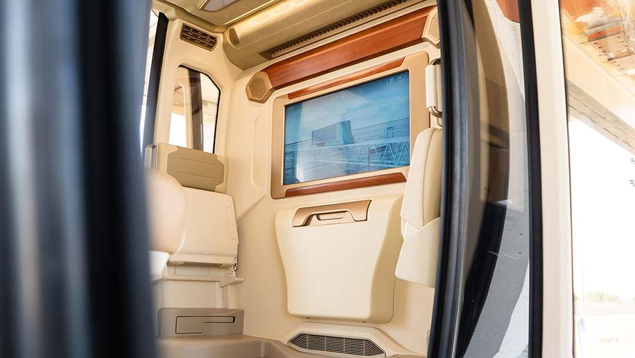 Sharjah to launch new high-speed sky pod network – Business Traveller