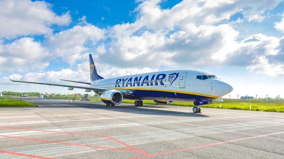 Ryanair aircraft