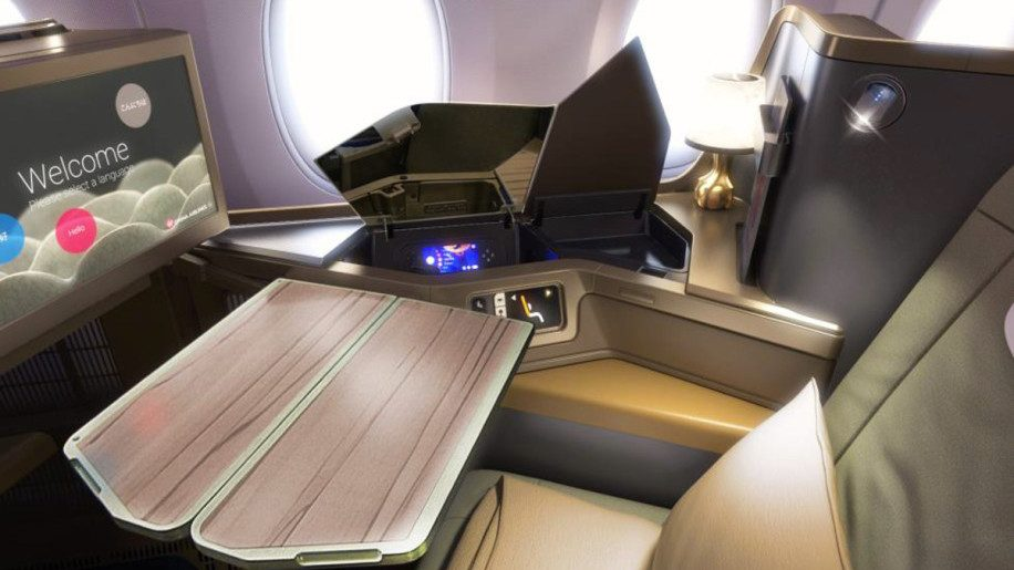 china airlines increases free baggage allowance business. Black Bedroom Furniture Sets. Home Design Ideas