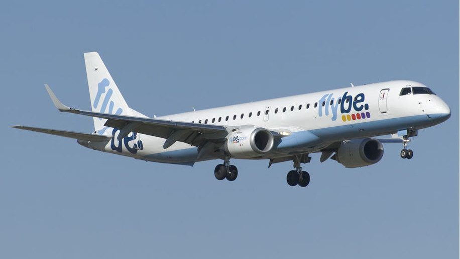 Flybe To Return All Embraer 195 Aircraft Business Traveller