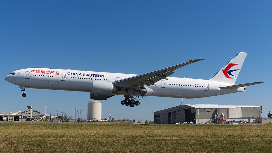 China Eastern to up frequency on Shanghai Pudong-London Gatwick service