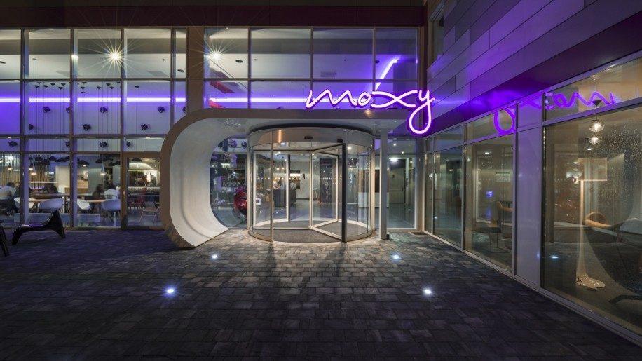 marriott to open moxy hotel in liverpool  u2013 business traveller