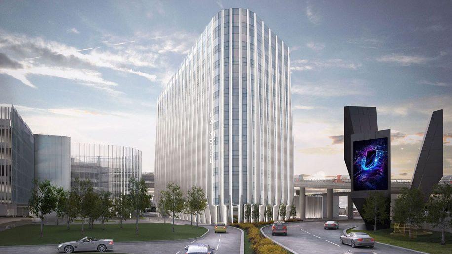 Hilton Garden Inn Heathrow T2 Set For Summer Opening Business Traveller