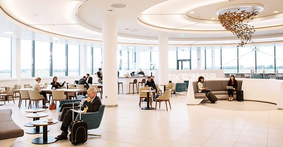 Lounge Review 51st And Green Dublin Airport Business Traveller
