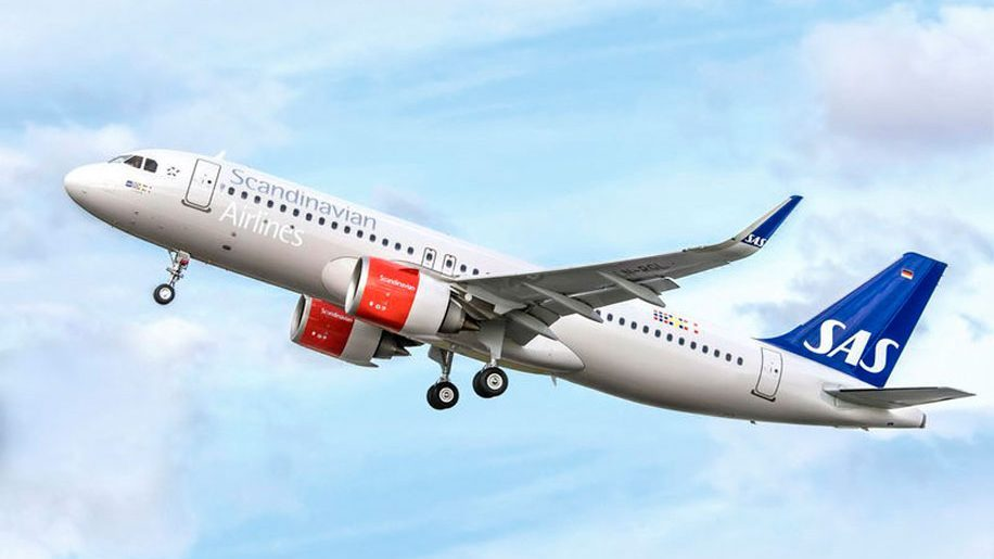 SAS takes delivery of first A320 neo – Business Traveller