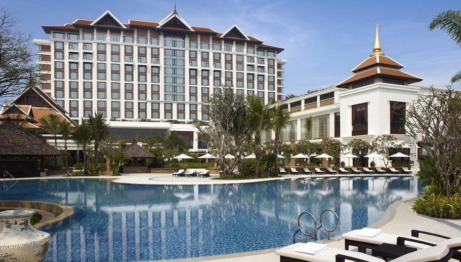 Hotel Review Shangri La Hotel Chiang Mai Business Traveller