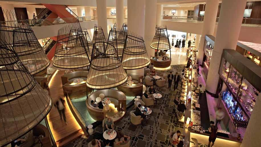 Hotel Check Pan Pacific Singapore Business Traveller